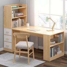 Bedroom Setup, Room Design Bedroom, Room Ideas Bedroom, Home Room Design, Home Office Design, Home Office Decor, Bed Design, Bedroom Decor, Small Room Design