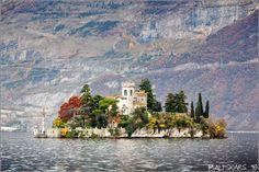 Lake Iseo, Lombardy, Italy by Marcis Baltskars