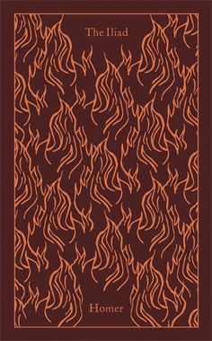 The Iliad (A Penguin Classics Hardcover) by Homer http://www.amazon.com/dp/014139465X/ref=cm_sw_r_pi_dp_LmLbxb065BY9C