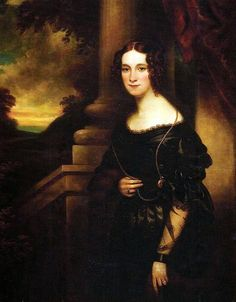 Amelia of Leuchtenberg - Second wife and Empress consort of Pedro I of Brazil by Winterhalter