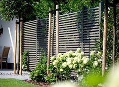 Avec des haies, des plantes, des murs ou des clôtures ... voici des exemples de pare vis à vis pour votre jardin et balcon.