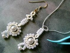 Over Frivolité! Footsteps and Inspirations - How to Create Jewelry - Mount Jewelry: How to Make and Sell, Step by Step, Ideas ...