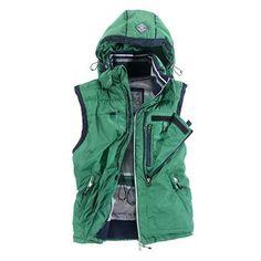 EURO-STAR Fleur Ridevest, str M - Racing green Euro, Military Jacket, Raincoat, Racing, Stars, Cool Stuff, Green, Jackets, Fashion