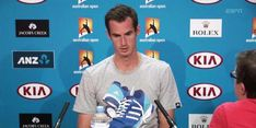 Andy Murray Came Up With A Simple, Yet Ingenious Way To Promote His Adidas Shoes