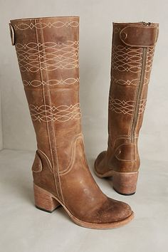Equilibria Riding Boots #anthropologie