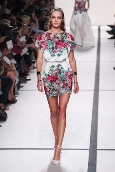 Elie Saab Printemps/Eté 2014, Womenswear - Défilés (#16500)