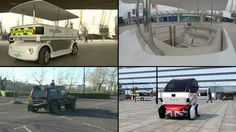 #Driverless #Car Trials Begin Across Britain - The Future of Driving is Here.