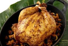 Rooster has always been the main ingredient for a tasty dish, let alone when it is stuffed and the recipe is from Zakynthos. California Raisins, Latin American Food, Meat Lovers, Recipe Details, Roasted Chicken, Quick Recipes, Relleno, Tasty Dishes, Main Dishes