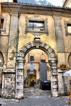 Palazzi di Jesi: Palazzo Ghisleri Scalamonti