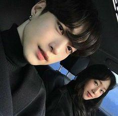 Korean Couple, Best Couple, Ulzzang Couple, Ulzzang Girl, Korean Best Friends, Boy Best Friend, Korean Ulzzang, Couple Aesthetic, Kpop Aesthetic