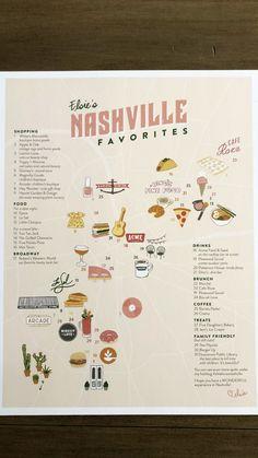 Nashville Map, Weekend In Nashville, Nashville Vacation, Visit Nashville, Tennessee Vacation, Nashville Tennessee, Bluebird Cafe Nashville, Tennessee Girls, East Tennessee
