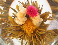 "Review: ""Love Goddess Flowering Tea - Dragon Tea House"" by Sororiteasisters"