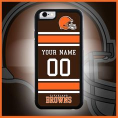 Cleveland Browns Custom Jersey Phone Case