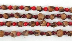 Native American Navajo Ghost Beads