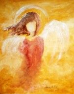 Angel PAinting 2010