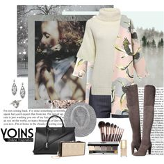 Yoins....new 35. by carola-corana on Polyvore featuring moda, Balenciaga, Stuart Weitzman, Yves Saint Laurent, Bobbi Brown Cosmetics, Charlotte Tilbury, Dolce&Gabbana, yoins and yoinscollection