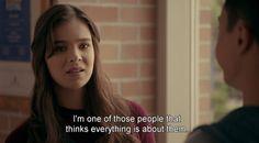 Movie Quote The Edge of Seventeen (2016)