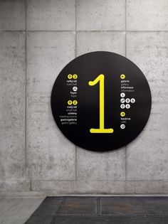 Gong | European Design sign design. #graphic #print #design