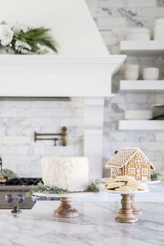 Holiday Inspiration: Christmas Kitchen Decor by Rachel Parcell.