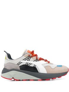 Diadora Rave lace up sneakers - Grey Shoes Sport, Sports Shoes, Men's Collection, Low Heels, Dsquared2, Rave, Trainers, Kicks, Shoes Sneakers