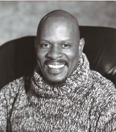 Avery Brooks...Captain Benjamin Sisko  from Star  Trek.......Deep Space Nine