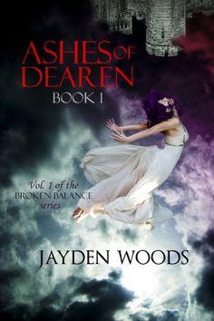 Ashes of Dearen - free nook fantasy book.