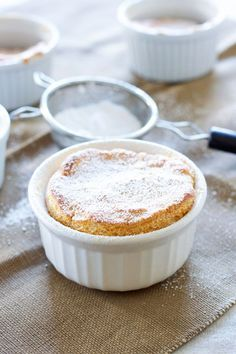 Pumpkin Pie Souffles | Souffles are easier to make than you think ...