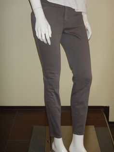 Closed Grey Skinny Jeans Size 28/UK10
