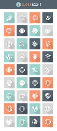 Our latest addition toour freebiessection is a vector flat globe…