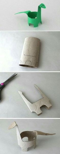 Toilet Paper Roll Crafts - Get creative! These toilet paper roll crafts are a great way to reuse these often forgotten paper products. You can use toilet paper rolls for anything! creative DIY toilet paper roll crafts are fun and easy to make. Craft Activities, Preschool Crafts, Crafts For Kids, Arts And Crafts, Paper Crafts Kids, Wood Crafts, Quick Crafts, Children Crafts, Preschool Ideas