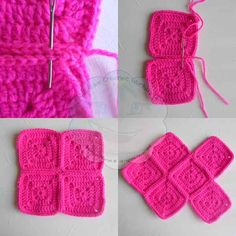 Fantastic Absolutely Free knitting slippers square Tips Free Crochet Pattern – Granny Birdie Slippers : 7 Granny Square Birdie Slippers… : Free Croch Easy Crochet Slippers, Crochet Socks, Knitting Socks, Free Crochet, Knit Crochet, Free Knitting, Crochet Slipper Pattern, Crochet Square Patterns, Crochet Baby Cardigan