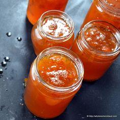 Orange and Grapefruit Marmalade