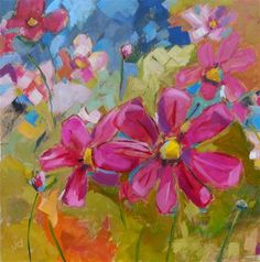 """Daily Paintworks - """"Ill be up front with you"""" - Original Fine Art for Sale - © Jean Delaney"""