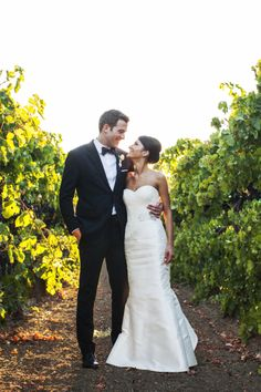 Spotlight On: Ooh La La, Napa & Sonoma Wedding Planners  on Borrowed & Blue.  Photo Credit: Andrew Weeks Photography