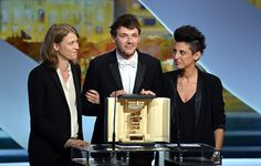 The Caméra d'or goes to Party Girl, the first film by Marie Amachoukeli, Claire Burger and Samuel Theis.