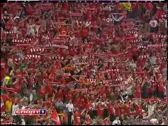 You'll Never Walk Alone - Liverpool vs Milan - UEFA 2005 FINAL