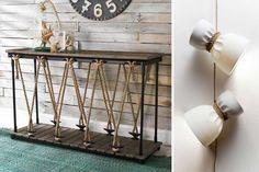Decofilia te muestra las 10 principales formas de decorar con cuerdas en el hogar, una alternativa original y económica. ¿Las adivinas todas?