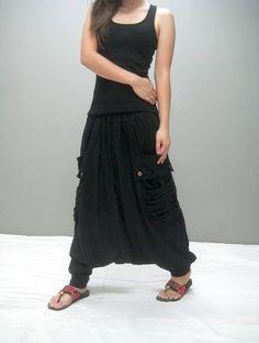 GEN+harem+pant+NEW+design+by+thaitee+on+Etsy,+$39.00