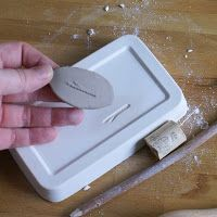 Totally Tutorials: Tutorial - How to Carve Plaster to Make a Mould / Mold
