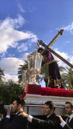 Via Crucis de la Agrupación de Cofradías, 21 de febrero de 2015, Ntro. Padre Jesús de Pasión