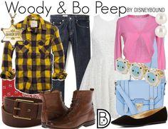 Woody and Bo Peep! D'aww