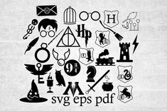Harry Potter Silhouette, Harry Potter Sign, Clear Tumblers, Cricut Svg Files Free, Harry Potter Christmas, Cnc Plasma, Mug Printing, Scan And Cut, Travel Shirts