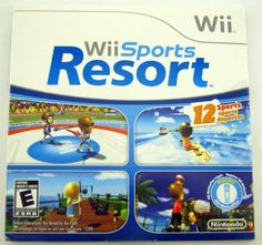 Wii Sports Resort: Bundle Version « Game Searches