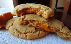 Sugarcoated: Caramel Apple Cider Cookies