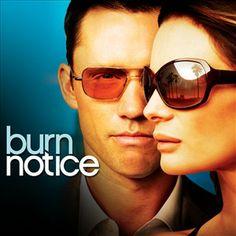 #BurnNotice
