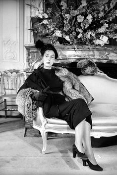 In Photos: Dior in the 1940's