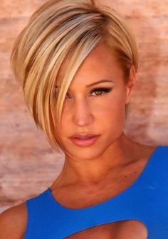 awesome Coupe courte pour femme : Cute Short Haircuts for Womens trends 2014