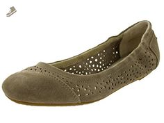 Toms Women's Ballet Flats Taupe Moroccan Casual Shoe 5.5 Women US - Toms sneakers for women (*Amazon Partner-Link)