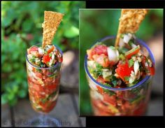 Clean Eating Cilantro Salsa
