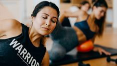The surprising way exercise helps heal anxiety // barre3